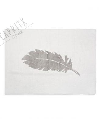 alfombra-lavable-pluma-blanca-gris