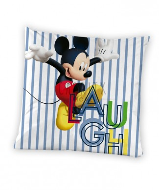 Cojín Mickey Laugh