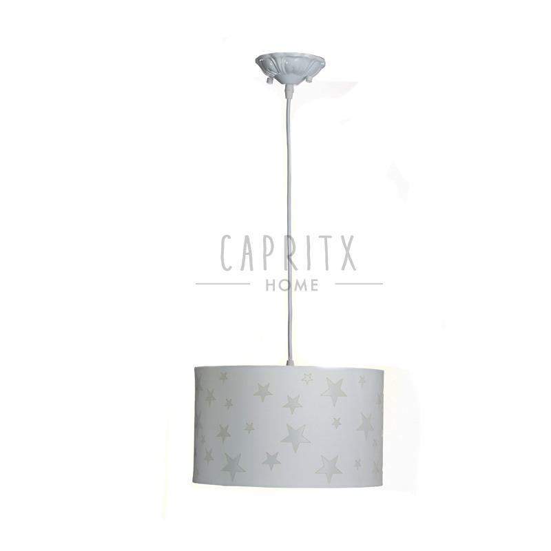 lampara de techo martina blanca