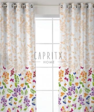 cortina confeccionada cathy