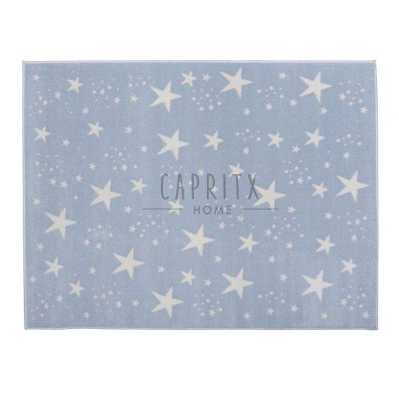 alfombra.acrilica.estrellas.celeste.aratextil