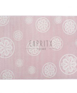 alfombra.acrilica.flores.rosa.aratextil