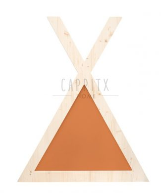 cabecero-cabaña-naranja-individual