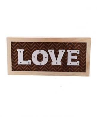 PLACA-DECORATIVA-LOVE-marron