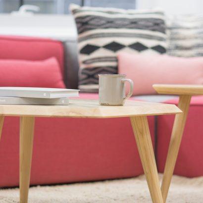 textura en hogar