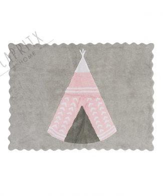 alfombra-lavable-teepee-rosa