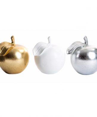 manzana-resina