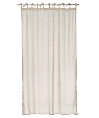 cortina-confeccionada-lazo-beige