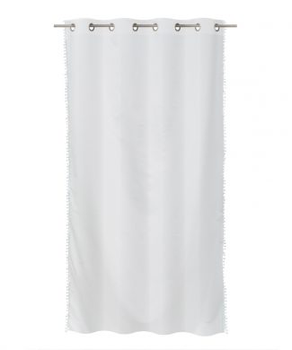 cortina-confeccionada-pompones-blanco