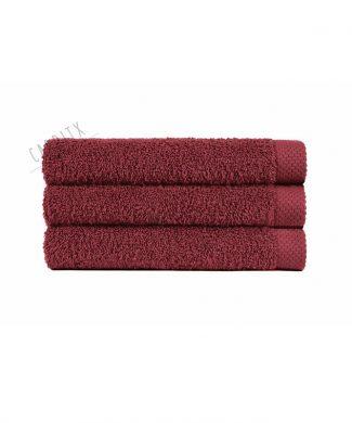 toalla-pure-rizo-burdeos-lasahome