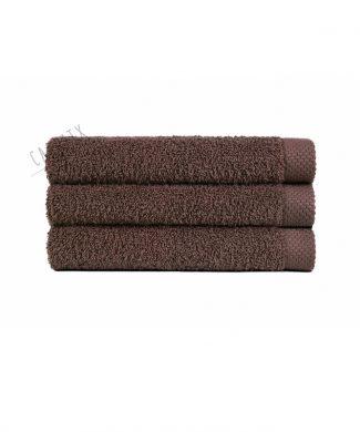 toalla-pure-rizo-marron-lasahome