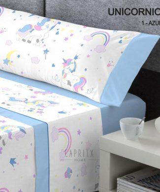 juego-sabanas-unicornio-azul-unicornio