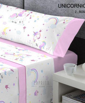 juego-sabanas-unicornio-rosa-unicornio