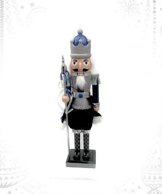 soldado-cascanueces-plata-azul-pequeña-capritxhome