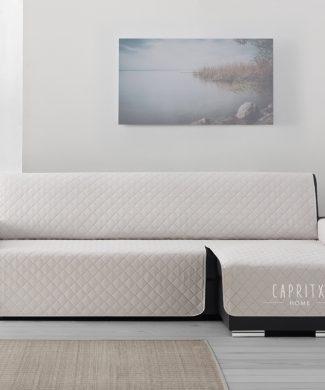 FUNDA CHAISE MARFIL - BELMARTI - CAPRITX HOME