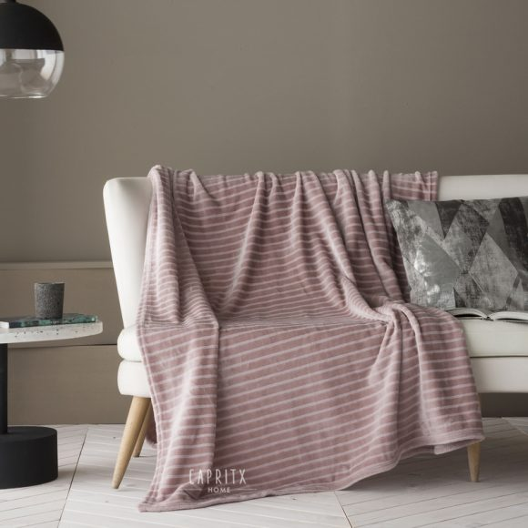 PLAID KANY ROSE- FUNDECO - CAPRITX HOME